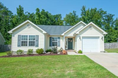Grovetown GA Single Family Home For Sale: $147,900