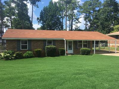 Martinez Single Family Home For Sale: 4091 Briarwood Drive