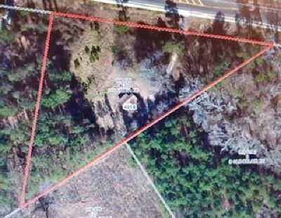 Evans Residential Lots & Land For Sale: 4820 Columbia Road