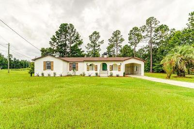 Augusta GA Single Family Home For Sale: $174,900