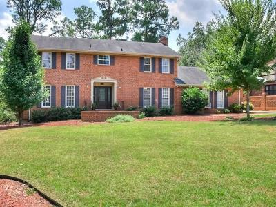 Augusta Single Family Home For Sale: 717 Ravenel Road