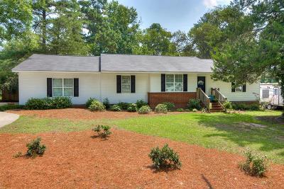 Martinez Single Family Home For Sale: 3924 Dent Street