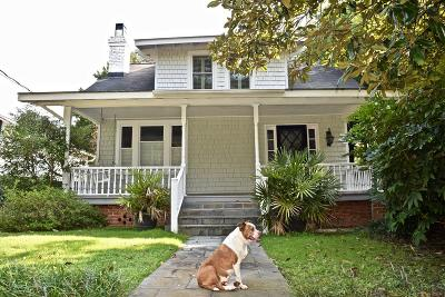 Single Family Home For Sale: 212 Colleton Avenue