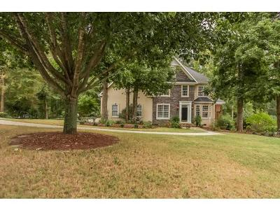 Evans Single Family Home For Sale: 4886 Rolling Hill Road