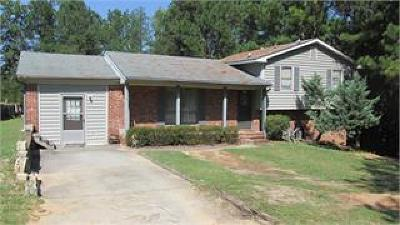 Richmond County Single Family Home For Sale: 3585 Morgan Road