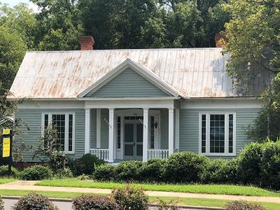 Edgefield County Single Family Home For Sale: 206 Augusta Road