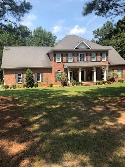 Single Family Home For Sale: 645 Bent Creek Drive