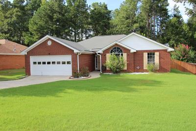 Grovetown Single Family Home For Sale: 426 Madison Street