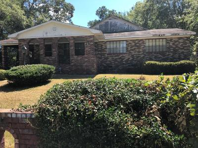 Augusta Single Family Home For Sale: 3604 Watergate