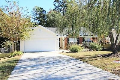 Grovetown GA Single Family Home For Sale: $159,900