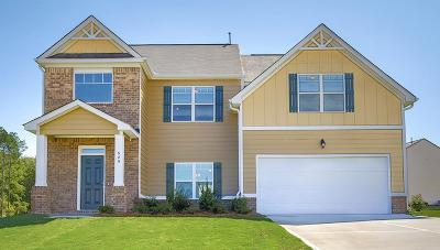 Evans GA Single Family Home For Sale: $244,495