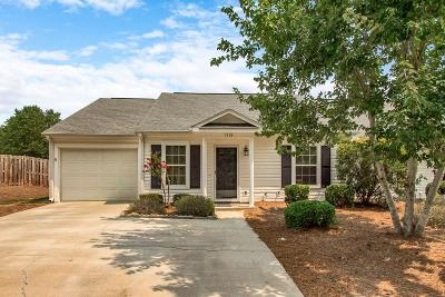 Augusta GA Single Family Home For Sale: $124,995