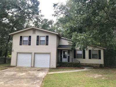 Augusta GA Single Family Home For Sale: $147,900