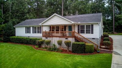 Aiken Single Family Home For Sale: 108 Citadel Drive