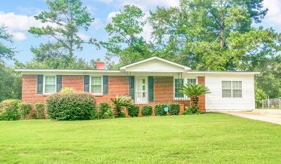 North Augusta Single Family Home For Sale: 122 Rita Avenue