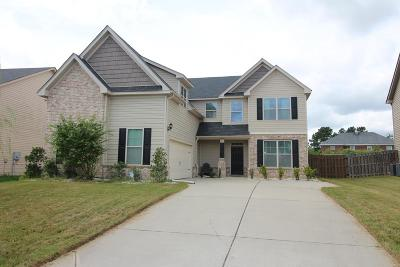 Grovetown Single Family Home For Sale: 9026 Battle Court