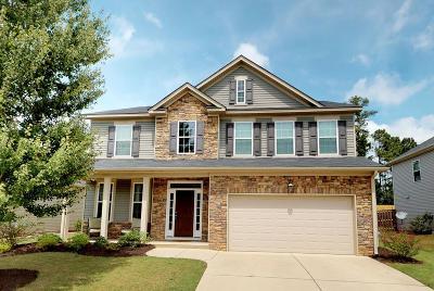 Grovetown Single Family Home For Sale: 264 Palamon Drive