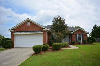 Grovetown Single Family Home For Sale: 402 Burgamy Ridge