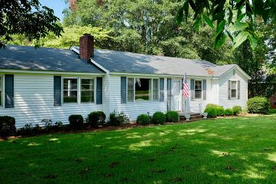 Edgefield County Single Family Home For Sale: 519 Bausket Street
