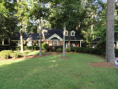 Evans Single Family Home For Sale: 673 Chimney Hill Circle