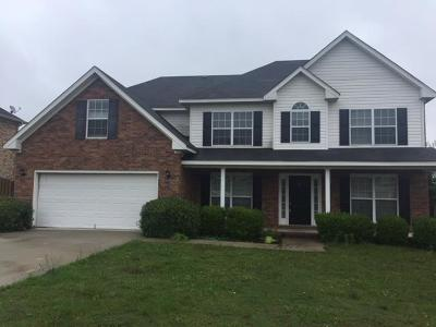 Grovetown Single Family Home For Sale: 6120 Independence Way