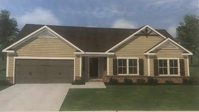 Grovetown Single Family Home For Sale: 2198 Grove Landing Way