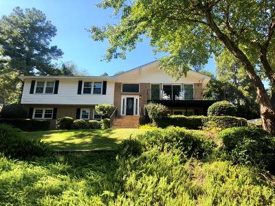 North Augusta Single Family Home For Sale: 1828 Mountside Drive