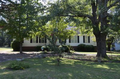 Edgefield County Single Family Home For Sale: 325 Academy Street