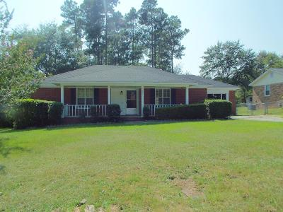 Augusta Single Family Home For Sale: 4321 Woodvalley Place