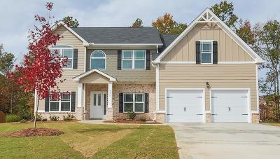 Grovetown Single Family Home For Sale: 4577 Coldwater Street