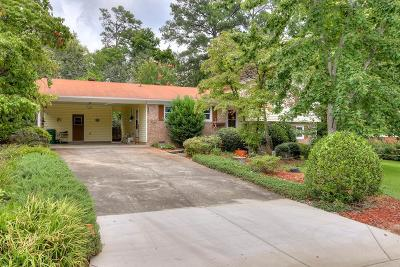 Martinez Single Family Home For Sale: 272 Maywood Drive