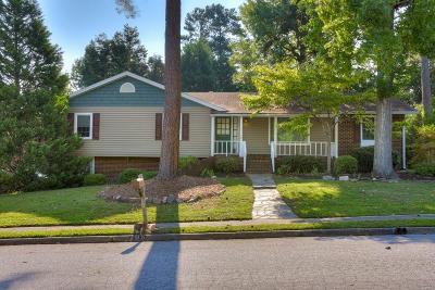 Martinez Single Family Home For Sale: 208 Brooks Drive