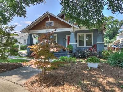 Augusta Single Family Home For Sale: 1319 Baker Avenue