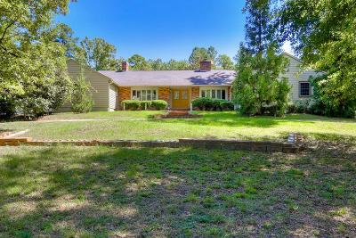 McDuffie County Single Family Home For Sale: 3124 Ponderosa Lane