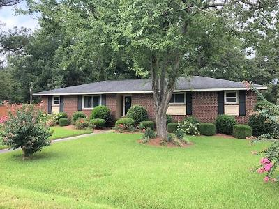 McDuffie County Single Family Home For Sale: 537 N Lee Street