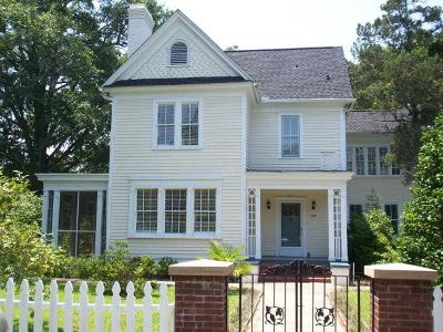 Aiken Single Family Home For Sale: 237 Newberry Street NW