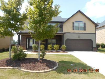 Single Family Home For Sale: 2452 Sunflower Drive
