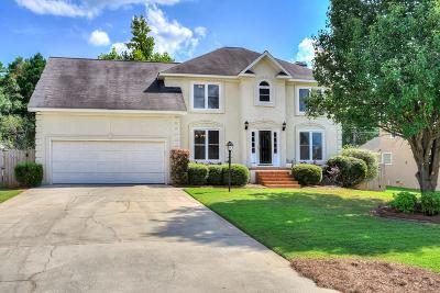 Single Family Home For Sale: 4618 Oxford Drive