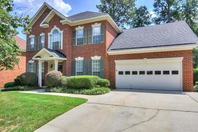 Evans Single Family Home For Sale: 1425 Andover Court