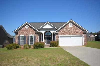 Augusta Single Family Home For Sale: 4602 Logans Way