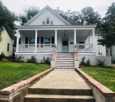 North Augusta Single Family Home For Sale: 909 West Avenue