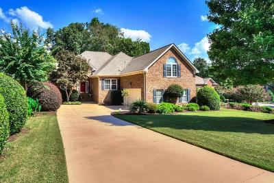 Aiken Single Family Home For Sale: 401 Forest Ridge Drive