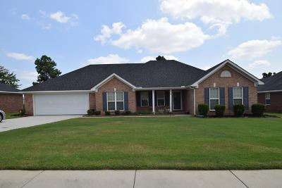 Hephzibah Single Family Home For Sale: 3398 Thames Place