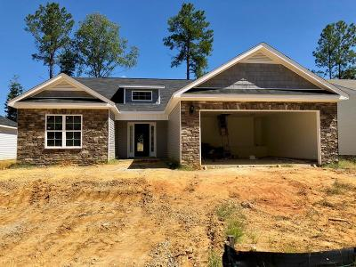 Grovetown Single Family Home For Sale: 3239 Alexandria Drive