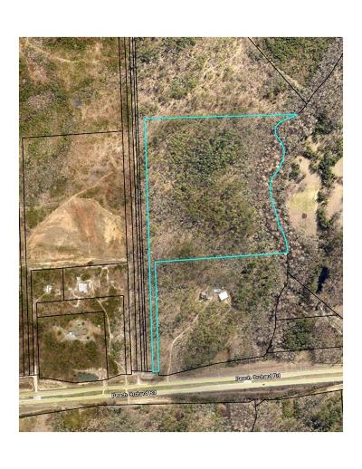 Richmond County Residential Lots & Land For Sale: 4570 Peach Orchard Road