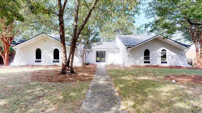 Augusta Single Family Home For Sale: 865 Brookfield Pkwy