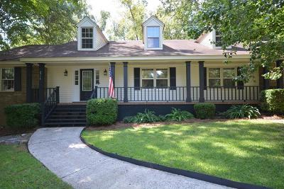 Augusta Single Family Home For Sale: 2714 Kipling Court