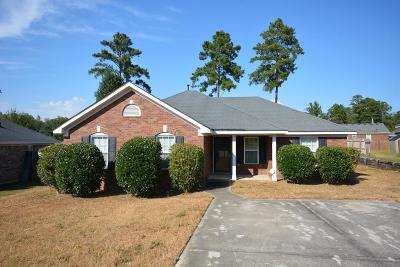 Hephzibah Single Family Home For Sale: 4716 Laural Oak Drive