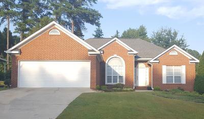 Martinez Single Family Home For Sale: 798 Osprey Lane