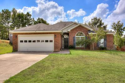 Grovetown Single Family Home For Sale: 512 Country Glen Drive